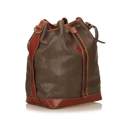 Mulberry Textured Leather Shoulder Bag