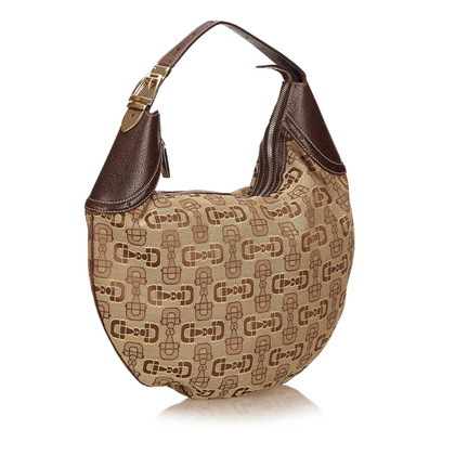 Gucci Jacquard Shoulder Bag