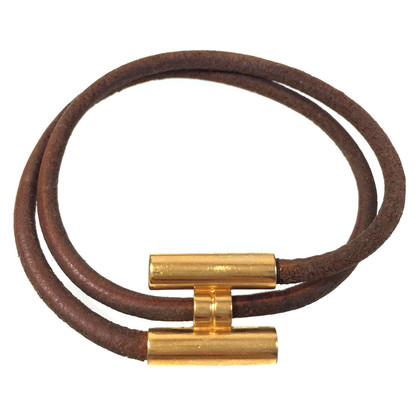 "Hermès ""Tournis bracelet"""