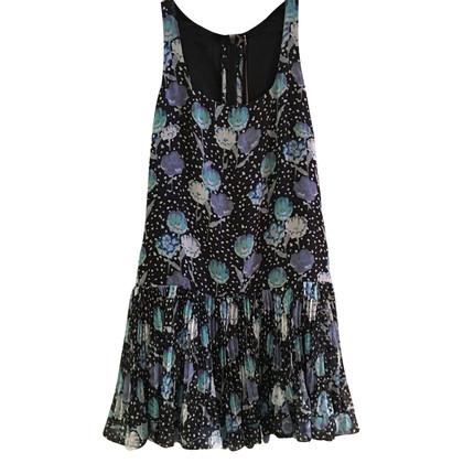 Ermanno Scervino Kleid mit floralem Muster