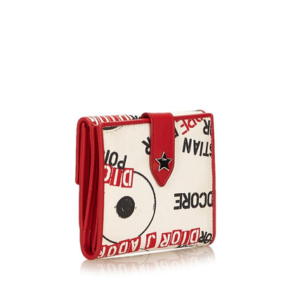 Christian Dior Kleines Portemonnaie