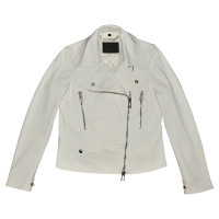 Belstaff biker jacket in crema