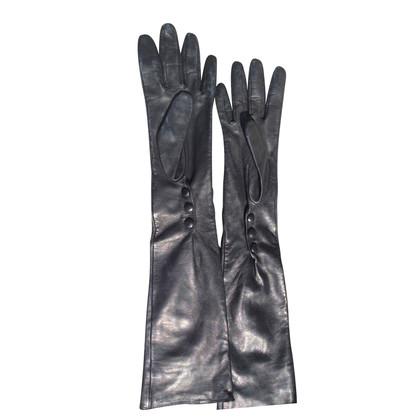 Andere merken Roeckl - Lange lederen handschoenen