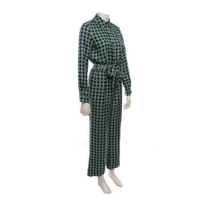 "Diane von Furstenberg Jumpsuit ""Lori"" with pattern"