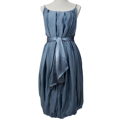 By Malene Birger Trägerkleid in Blau