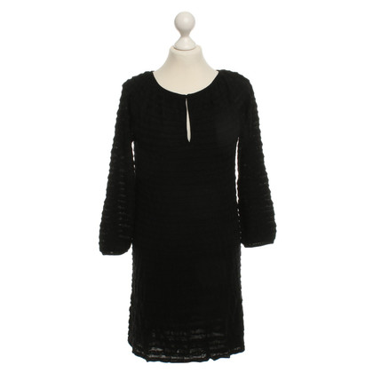 Missoni Knitted Dress in Black