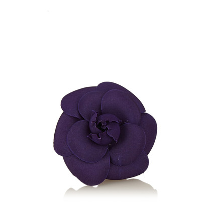 Chanel Camelia Brooch