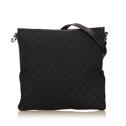 Gucci Guccissima Canvas Shoulder Bag