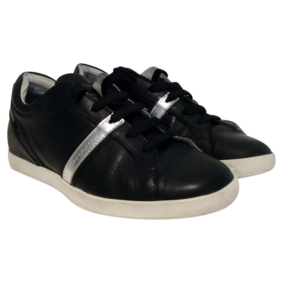 Sergio Rossi pelle Sneakers