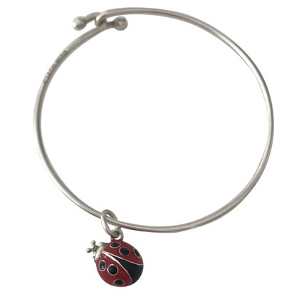 Tiffany & Co. Bracelet with ladybug charm