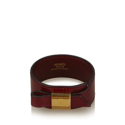 Hermès Leder Artemis Armband