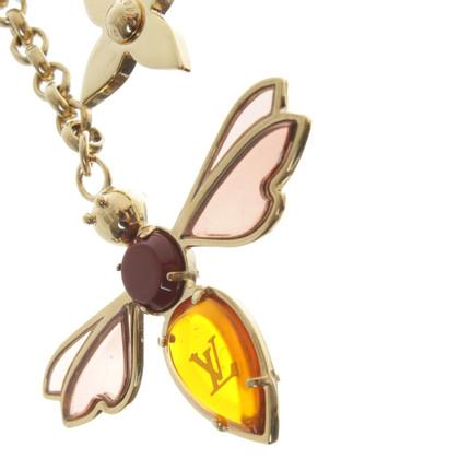 Louis Vuitton Schlüsselanhänger mit Insekten-Motiv