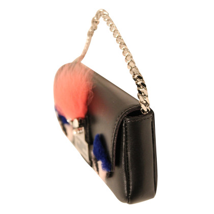 "Fendi ""Bag Bug Micro Baguette Bag"""