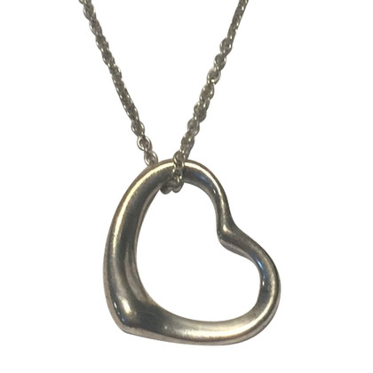 Tiffany & Co. Silver chain with heart pendant