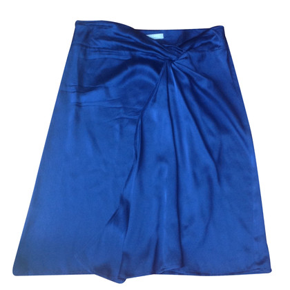 Stefanel silk skirt