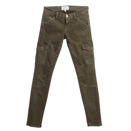 Current Elliott jeans olive