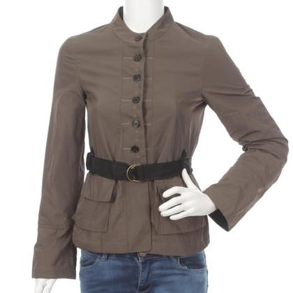 Strenesse Blue Jacket with belt
