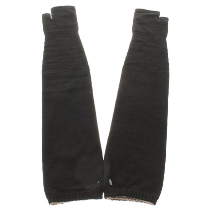 Antonio Marras Gloves made of woolen wool