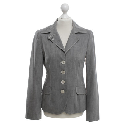 Bogner Blazer in Gray