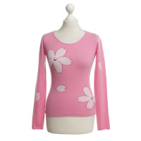 FTC Cashmere sweater in pink