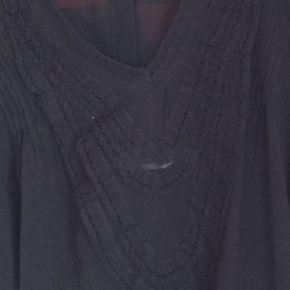 Comptoir des Cotonniers Midi-Kleid mit Einsatz