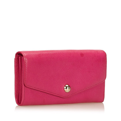 Mulberry Leather Long Wallet
