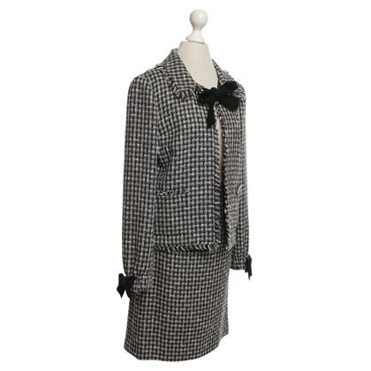 Chanel 2 pezzi boucle costume
