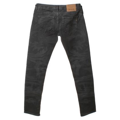 Dondup Jeans avec répartition de la lumière