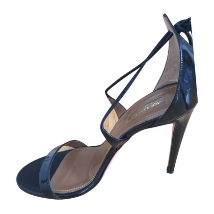 Aquazzura Patent leather sandals