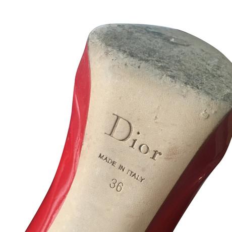 Christian Christian Dior Rot Pumps Pumps Dior Dior Christian Pumps Christian Rot Rot Dior Pumps Zxr0wWvq1Z