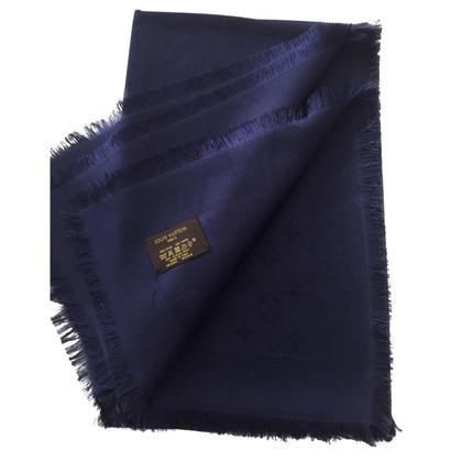 Louis Vuitton Monogram stof in midnight blue