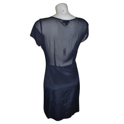DKNY jurk met pailletten