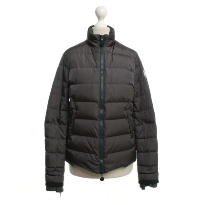 Moncler Quilted jacket in dark gray