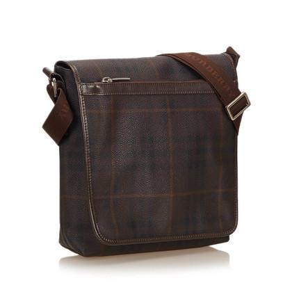 Burberry PVC Shoulder bag