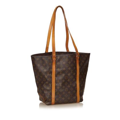 Louis Vuitton Monogram Sac Shopping