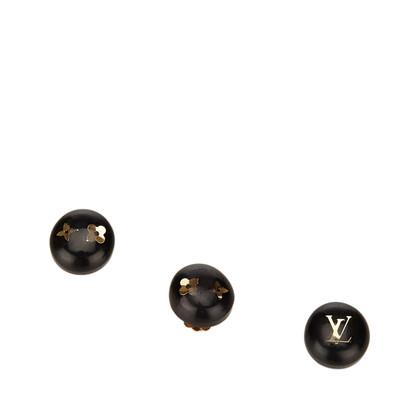Louis Vuitton 3pc gesetztes Monogramm-Ohrringe