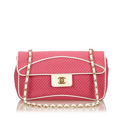 Chanel Cotton Flap Bag