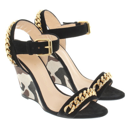 Giuseppe Zanotti Leather sandals