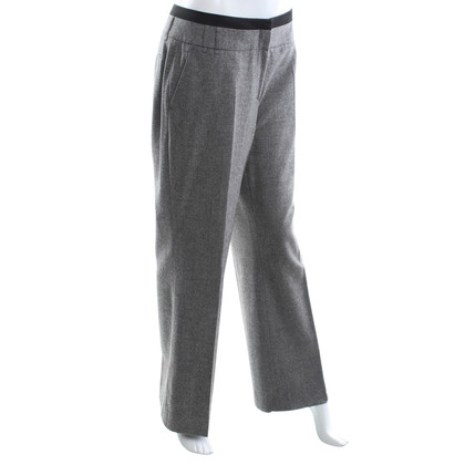 St. Emile trousers in grey / black