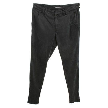 Drykorn Broek in Anthracite