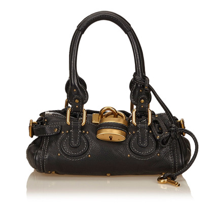 Chloé Leather Mini Paddington