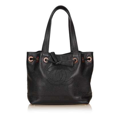 Chanel Caviale in pelle Tote Bag