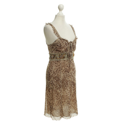 Liu Jo Summer dress with animal print