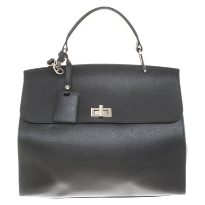 Navyboot Handbag in black