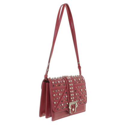 Paula Cademartori Shoulder bag in Bordeaux