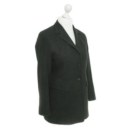 Windsor Blazer in dark green