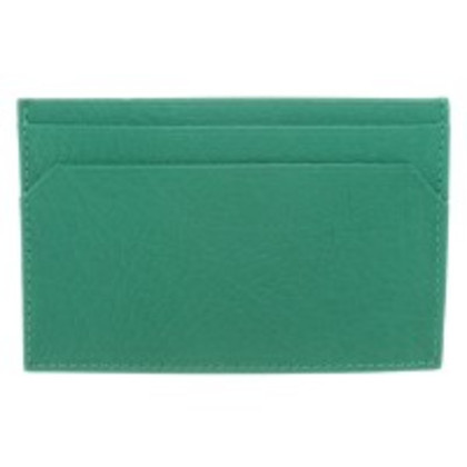 Other Designer Moreschi - Card holder in green