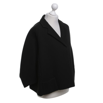Marni Kurze Jacke in Schwarz