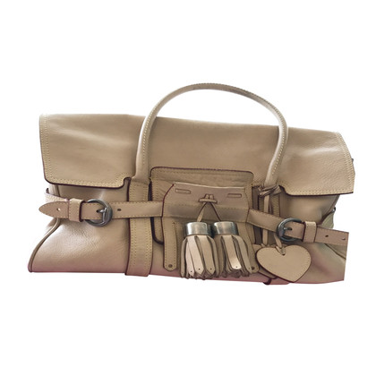 Luella Handbag in beige