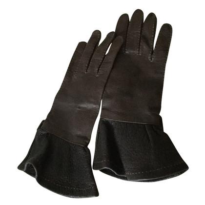 Prada handschoenen